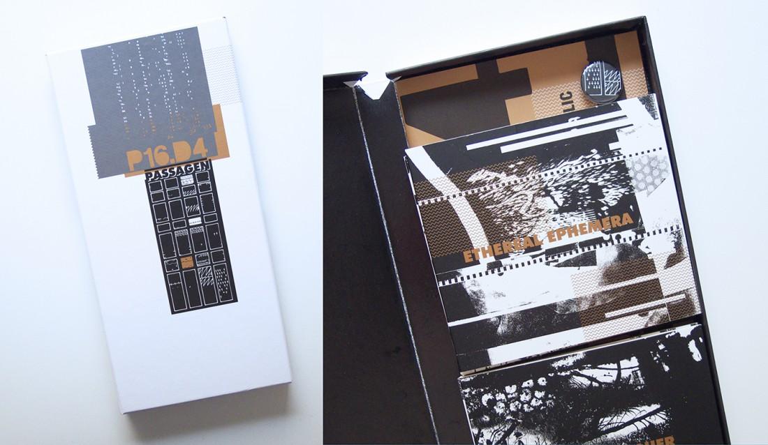 """P16.D4 """"Passagen"""", Re-Issue des gesamten Back-Katalogs inkl. 4 Filmen von Markus Caspers"""